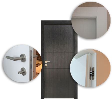 Complete Door Package